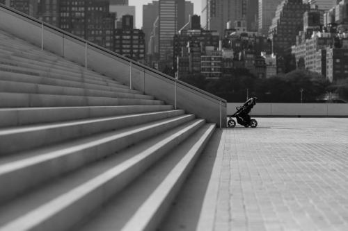 FDR four freedoms park photos, new york city photos, stroller photos