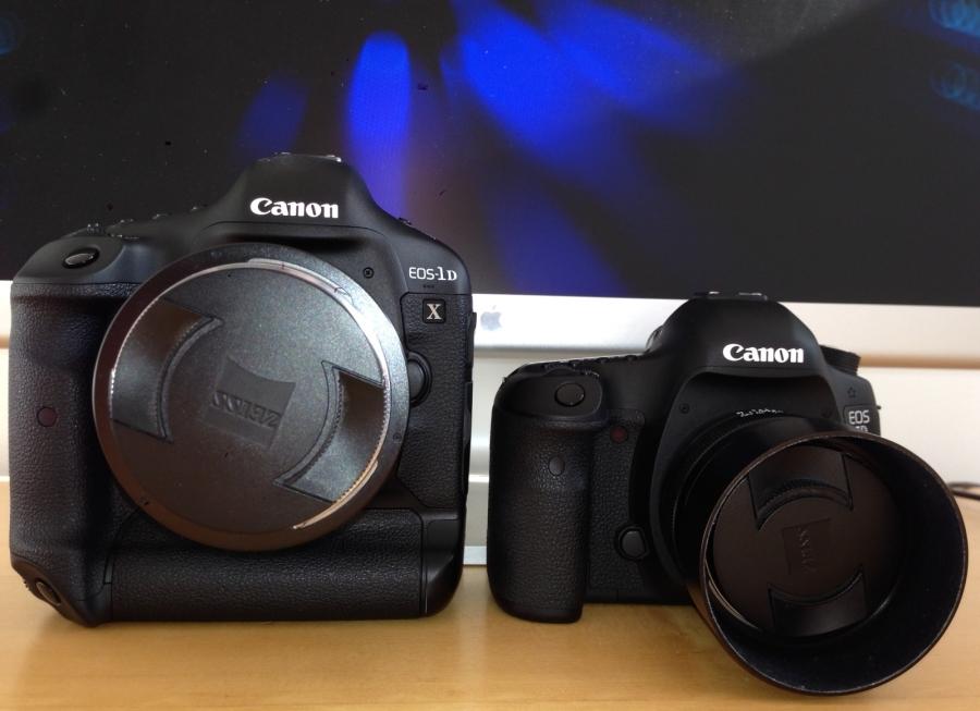 canon 1dx camera vs canon 5diii