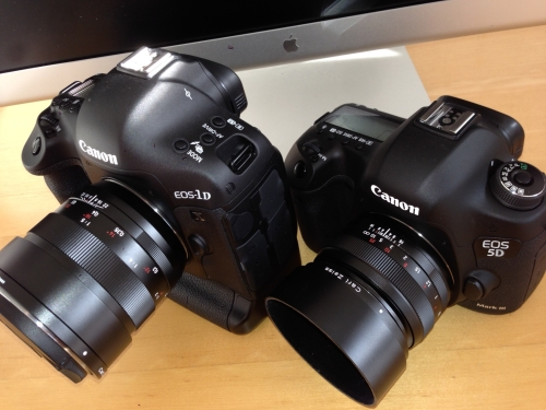 canon 5d mark iii vs 1dx